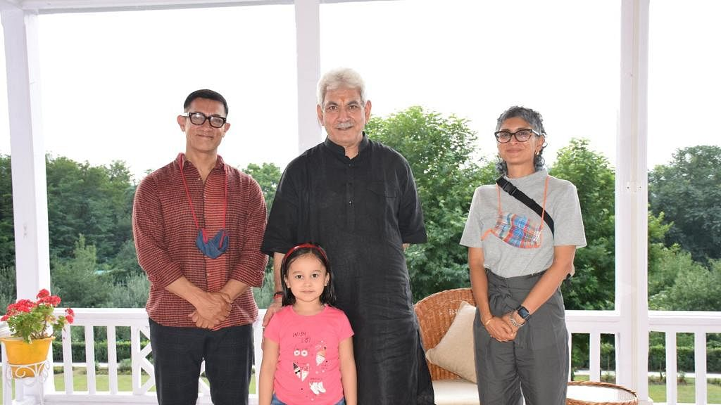 Aamir Khan on launch of J&K's new Film Policy: Moment of happiness