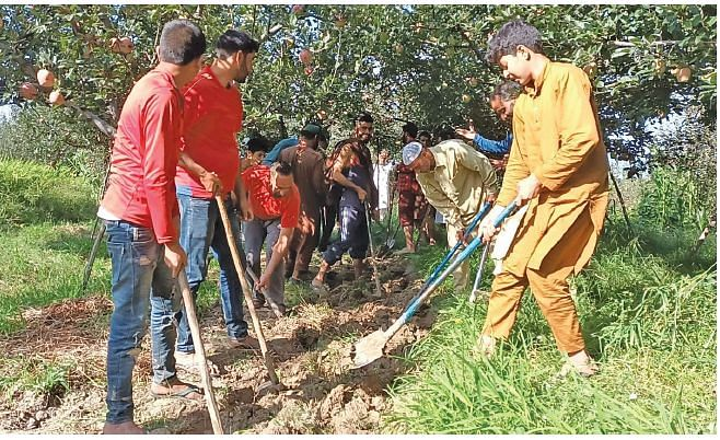 Setting an example for others, Kulgam village shows the way forward