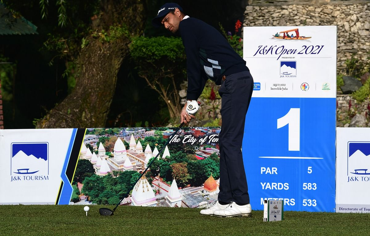 After the J&K Open event, the Pro-Am event will be held on September 19.