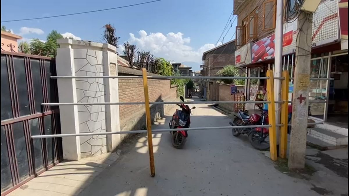 Covid restrictions imposed in several Srinagar areas