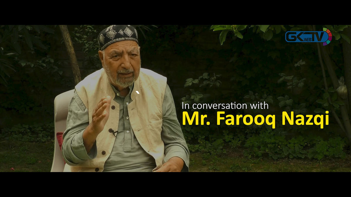 #Anchor | In Conversation with Farooq Nazki