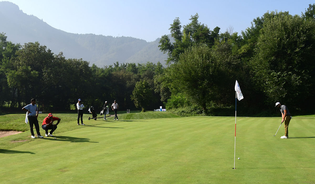 The tournament is part of J&K Tourism's initiative of promoting golf tourism in the region owing to some spectacular golf courses such as Royal Springs Golf Course (Srinagar), Pahalgam Golf Course (Lidder Valley), Gulmarg Golf Club and Jammu Tawi Golf Course.