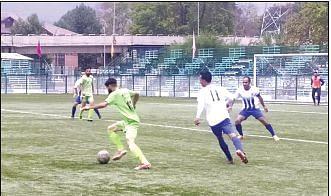 Super Division League| Court Road FC, IFC Nowgam win matches