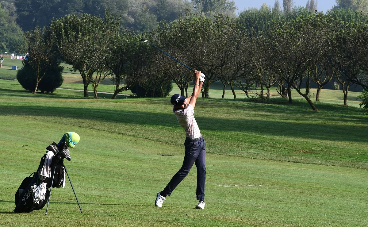 The J&K Open will witness participation of 125 golfers which include 119 professionals and six amateurs.