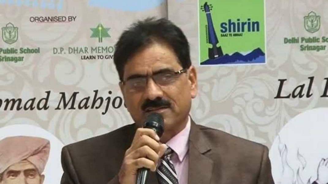 Aziz Hajini: An Ardent Lover of Kashmiri