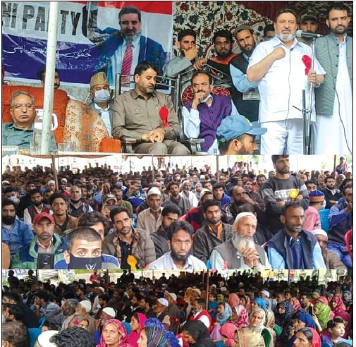 Will give first 300 electricity units free if Apni Party comes to power: Altaf Bukhari