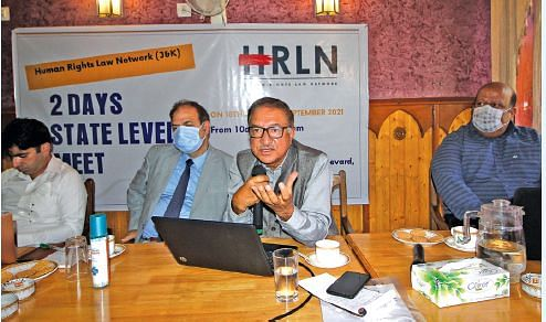 'Sufficient water in J&K, efficient water governance needed'