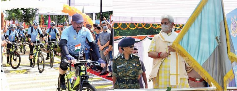 LG hails security forces' role in J&K