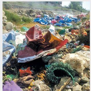 IGC Lassipora sans waste disposal facility