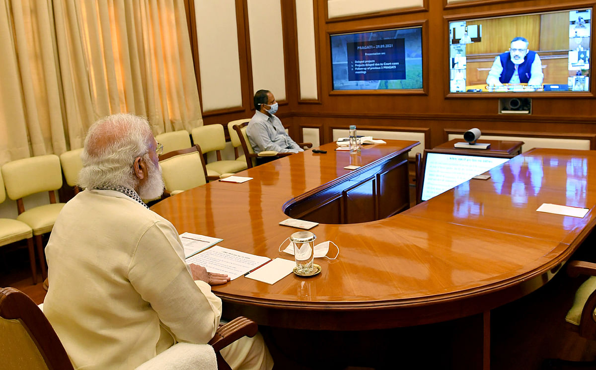 PM Modi chairs meeting of council of ministers