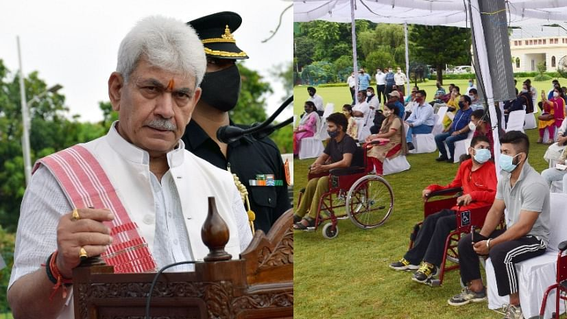 LG launches Senior Citizens National Helpline 'Elderline'-14567 in J&K