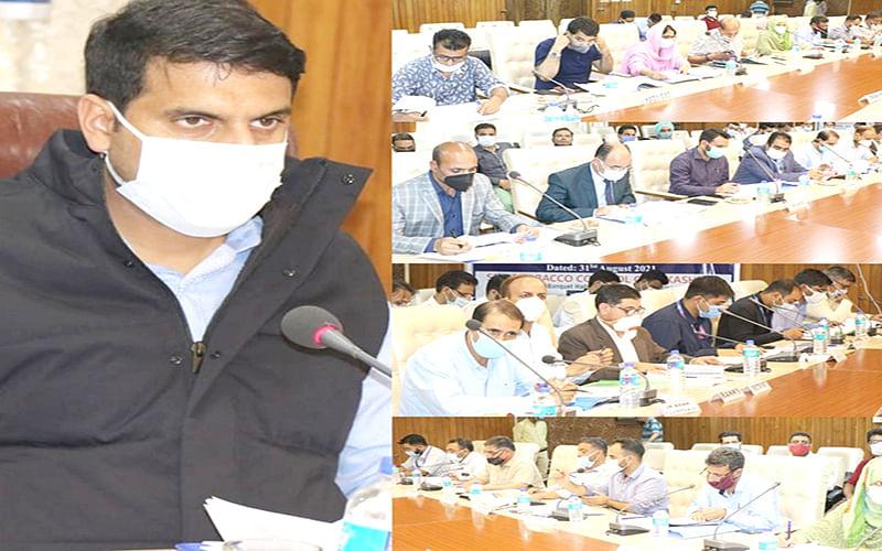 Action Plan finalised for implementation, monitoring of NCAP in Srinagar