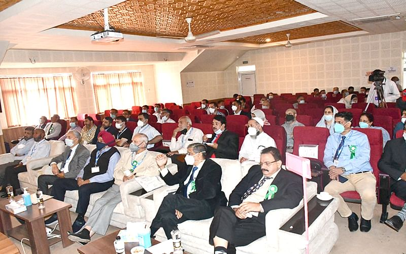 Spine outreach programme held at Police Hospital Srinagar