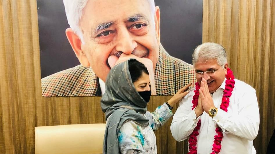 Adv Anil Sethi appointed PDP spokesperson