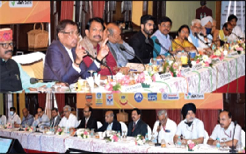 Parliamentary Committee on welfare of SCs/STs meets several delegations
