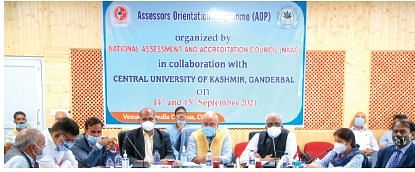 2-day Assessors Orientation Programme inaugurated at CUK