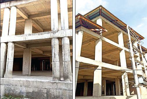 Inordinate delay hits completion of PHC Maharaj Gunj
