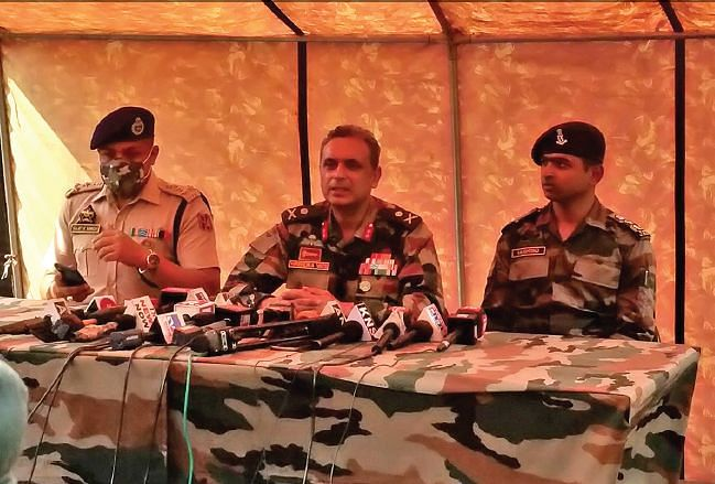 7 militants killed, 1 captured alive along LoC in 7 days: Army