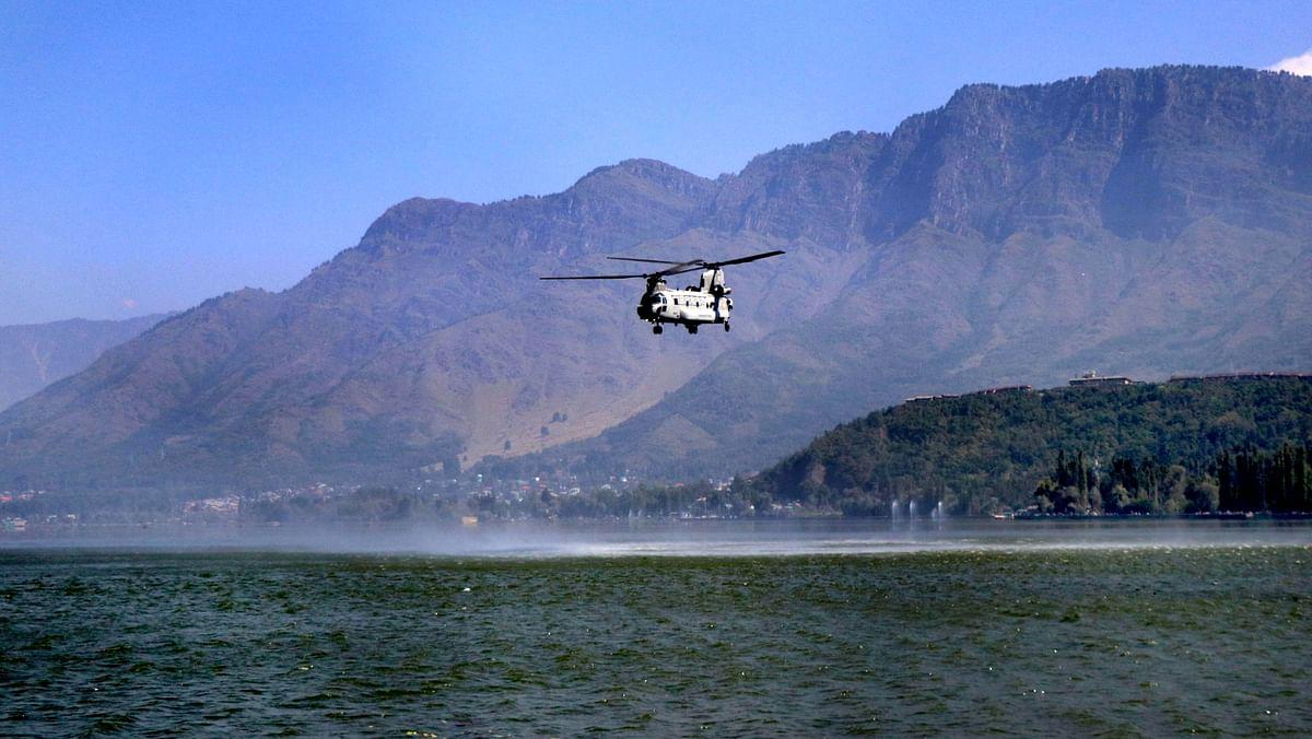 Aerobatics leave audience spellbound