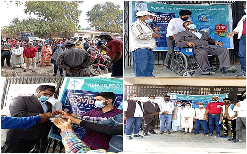 Cultural Unit Srinagar, DIPR conduct Nukkad Natak at B&J Hospital