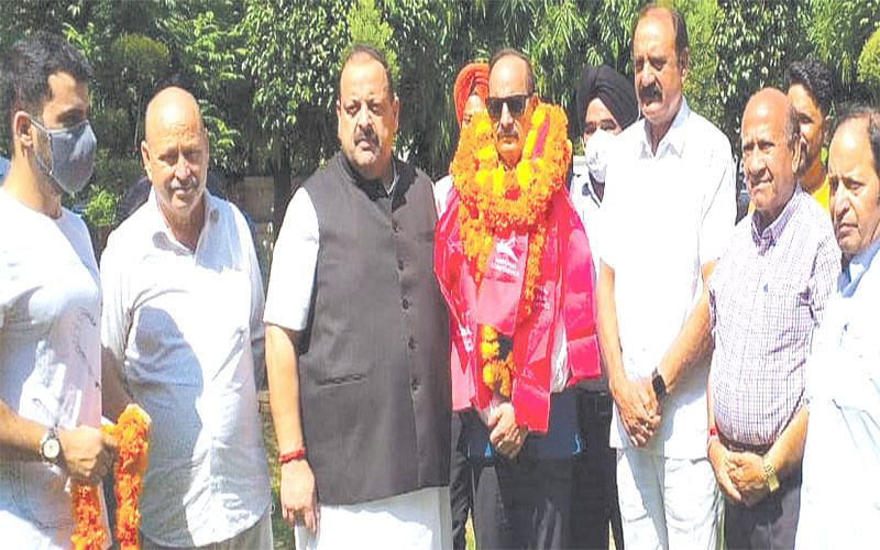 Jammu's interest can't be compromised: Rana