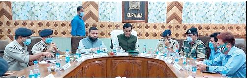 UNION MOS HOME'S 3-DAY VISIT TO KUPWARA| Development has reached people at grass root level: Nityanand Rai