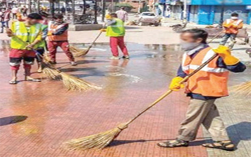 Ward 2 Lal Chowk bags first rank in cleanliness