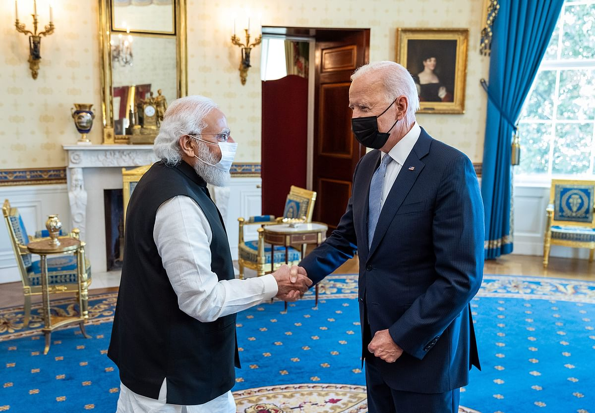 Biden reiterates US support for India's permanent seat in UNSC, entry into NSG