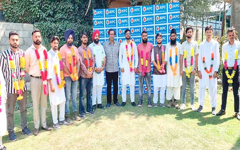 PC committed to carve out spaces for youth: Sajad Lone