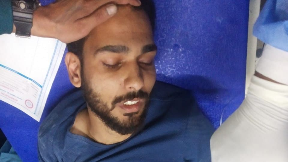 Youth shot in Baramulla tried to snatch soldier's weapon: Army