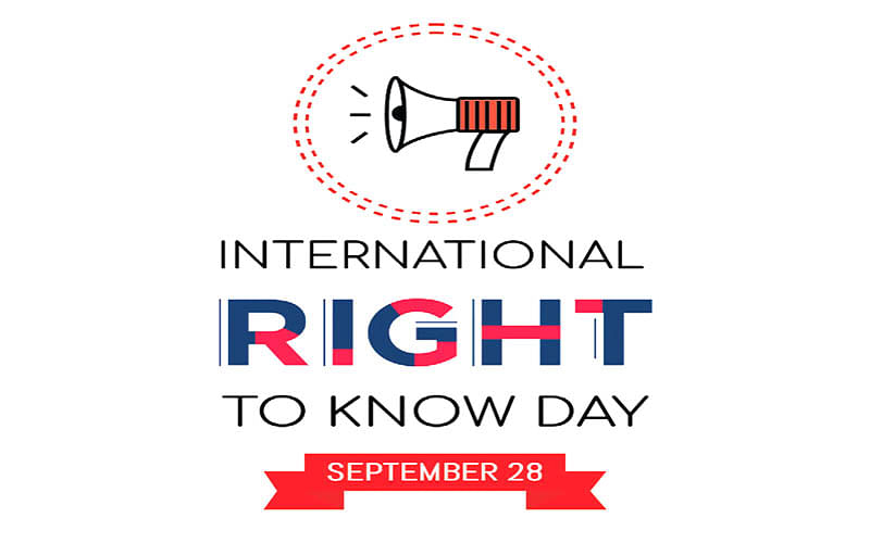International Right to Know day | Can't poor people seek a copy of DPR?
