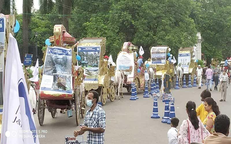 Tourism Deptt concludes promotional campaign at Kolkata