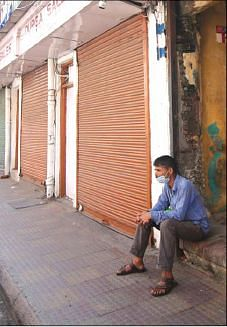 Jammu parts shut to protest opening of Reliance stores