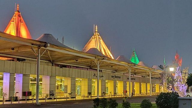 IAF approval for Jammu airport to allow lower fares, longer destinations