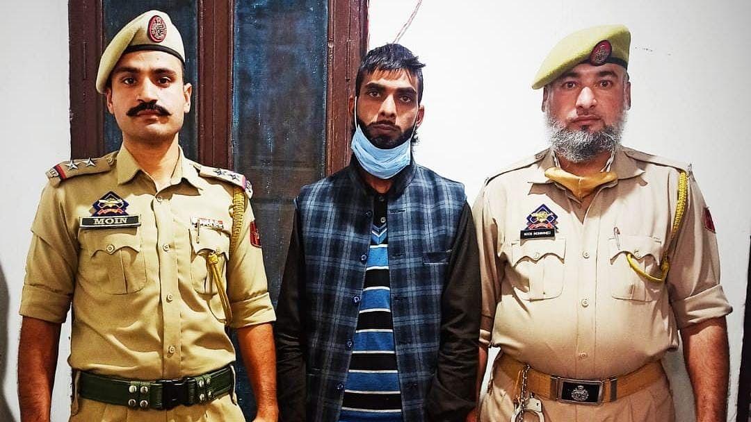 Ex-militant absconding for 12 years arrested in J&K's Kishtwar