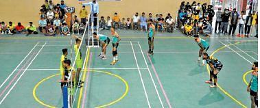 J&K Police wins Senior State Volleyball Championship