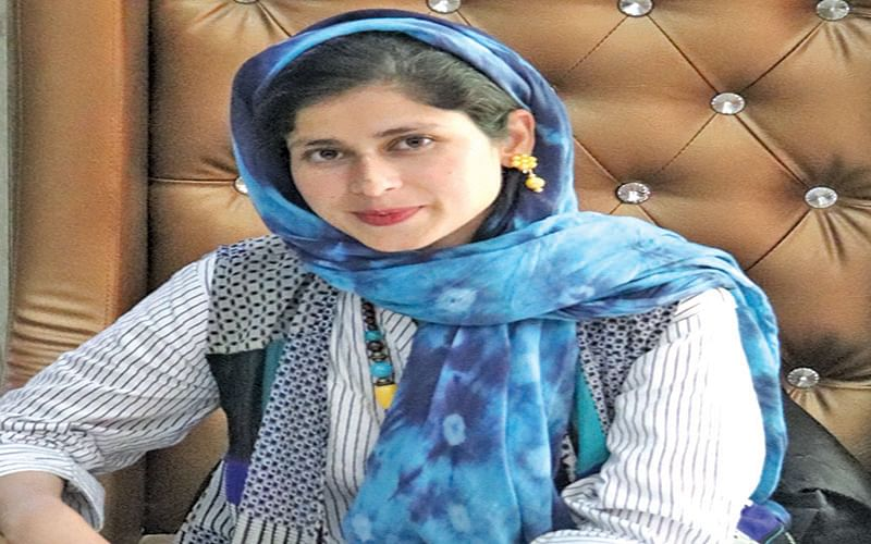 Bandipora girl selected for fully funded PhD scholarship in Italy