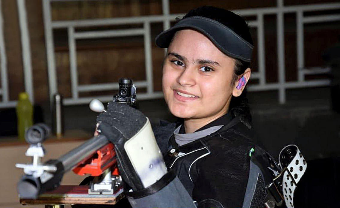 Lekhara becomes first Indian woman to win 2 Paralympic medals