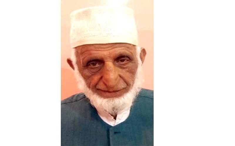 Molvi Ghulam Rasool Shah passes away