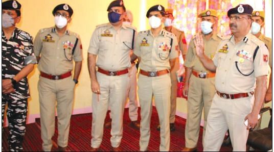 No one will be allowed to disturb peaceful atmosphere: DGP
