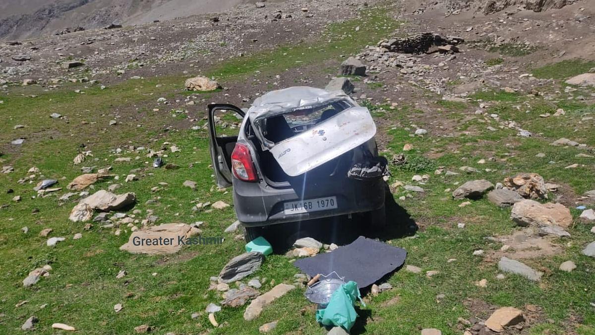 2 sisters killed in Zojila accident
