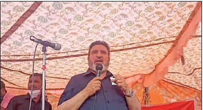 Bloodshed bringing more miseries to people: Altaf Bukhari