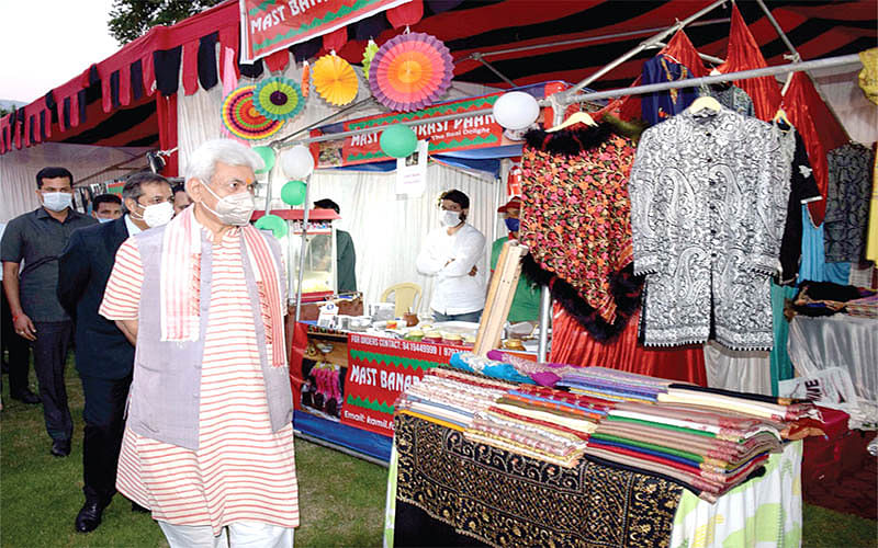 'Aao Kashmir' theme will increase tourist footfall in J&K: LG