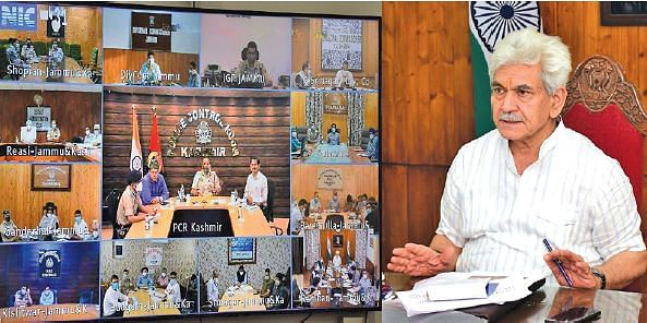 LG reviews Covid containment measures