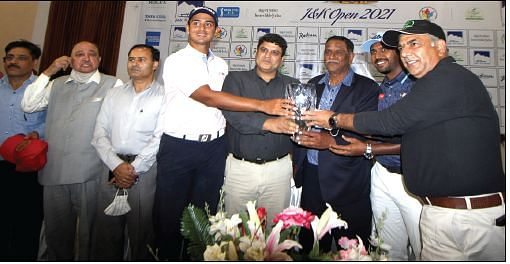 Professional Golf Tour of India| J&K Open 2021 to begin at RSGC today