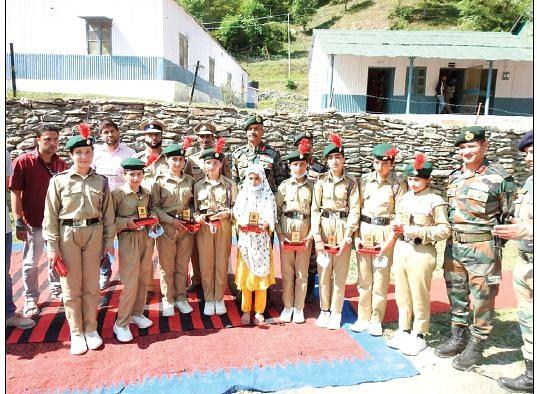 Bring peace, prosperity: GOC 15 Corps tells NCC cadets
