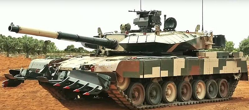 Defence Ministry places order for 118 tanks