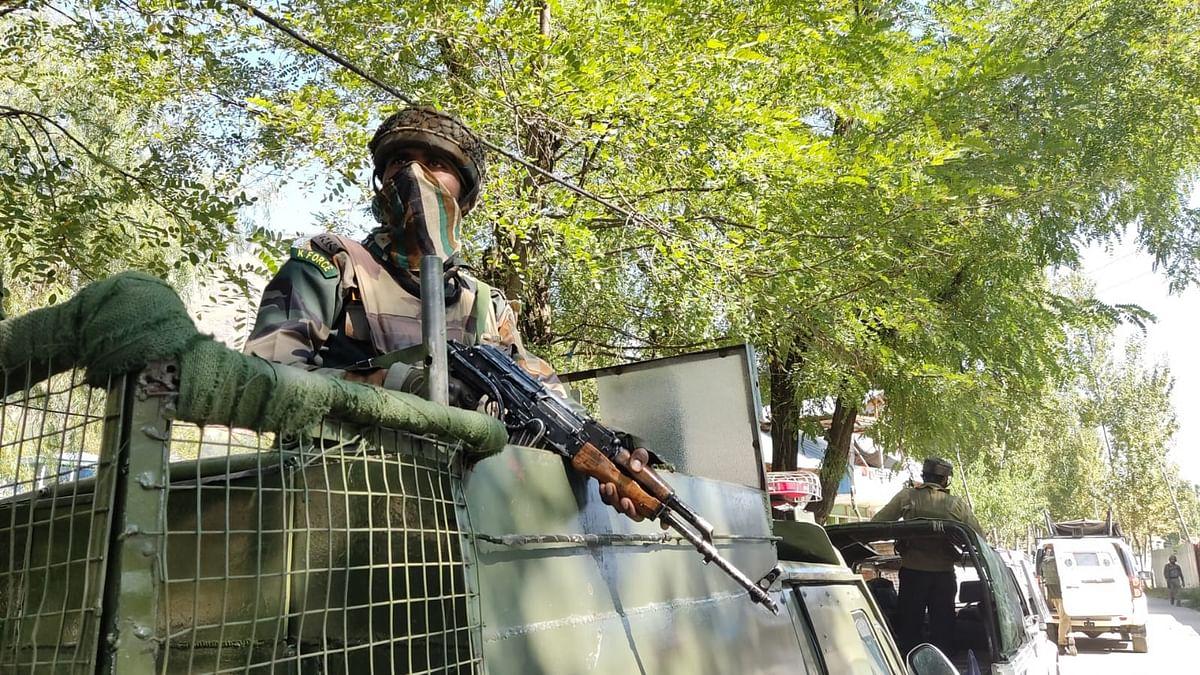 LeT commander, associate killed in Bandipora gunfight