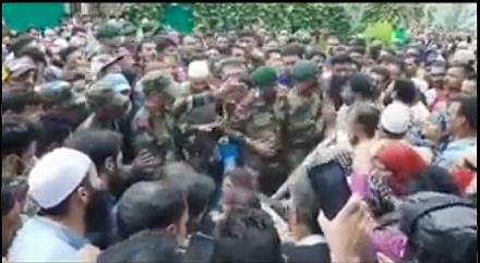 Body believed to be of missing TA soldier laid to rest