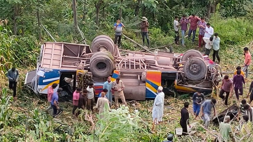 Five passengers injured as vehicle rolls down into gorge in J&K's Poonch
